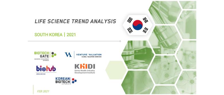 Korean Life Science Market Trend Analysis 2021