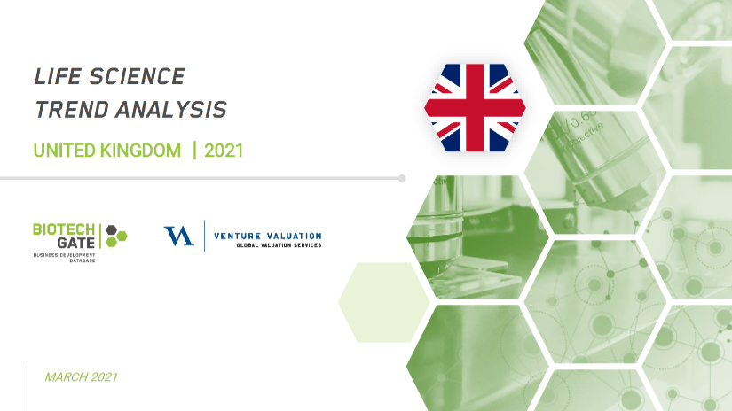 United Kingdom Life Science Trend Analysis 2021