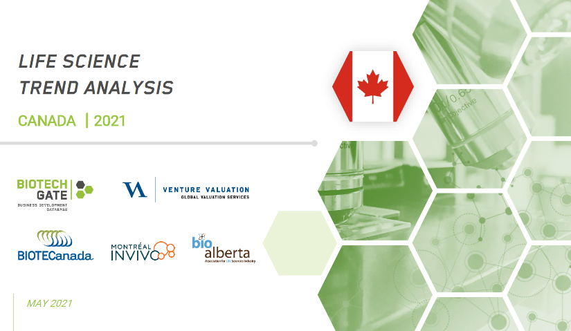 Canada Life Science Market Trend Analysis 2021